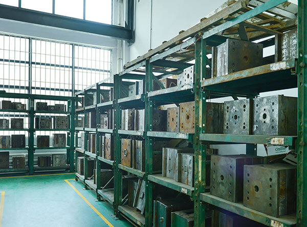 Changhong thermoset Mold Storage Section