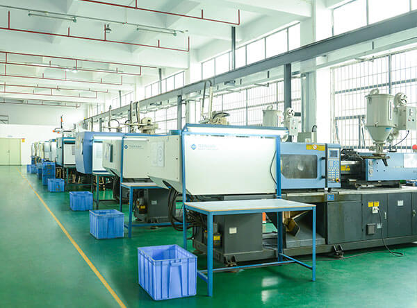 Changhong Production&Assembly Workshop