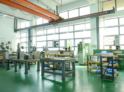 Thermoset injection molding factory